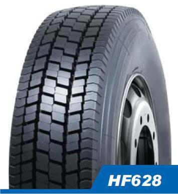Грузовые шины 235/75R17.5 Changfeng HF628 ведуча, шины Чангфенг на Грузовик Мерседес Атего
