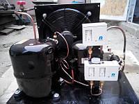 Среднетемпературный холодильный агрегат R404a/R507 , 2345 Вт. холод. (220 V)