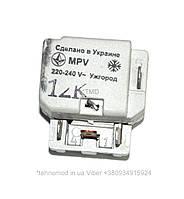 Реле для холодильника пуско-защитное MPV 1,2А