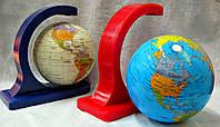 Глобус мира Вращающийся, фото 1