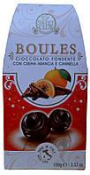 Конфеты Boules с цытрусовой цедрой
