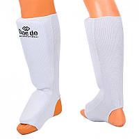 Защита для голени и стопы Dae Do чулочного типа белая