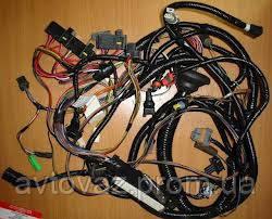 Проводка 2123-3724026-20 системи запалювання контролера ВАЗ 2123 Шевроле Нива