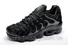 Мужские кроссовки в стиле NIKE AIR VAPORMAX PLUS 2019, Black, фото 2