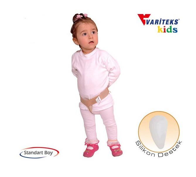 Бандаж грыжевой детский (односторонний) Variteks 603