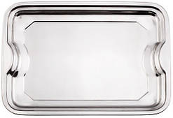Поднос нержавеющий прямоугольный 400*300*25 мм (шт)