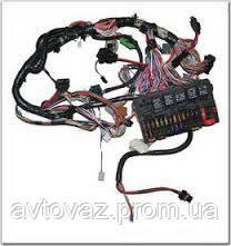 Проводка панелі приладів з блоком запобіжників з ЭУР ВАЗ 1117, 1118, 1119 Калина