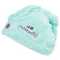 Полотенце для волос из микрофибры Nabaiji