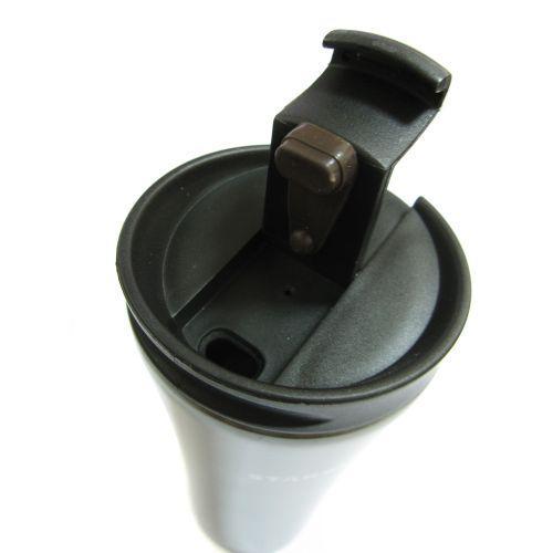 Термокружка термос starbucks 400мл SmartCup 9225 Black mat