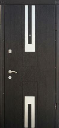 Входная дверь Страж standart Эстило ПВХ, фото 2