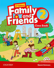 Family and Friends 2nd Edition 2 Classbook