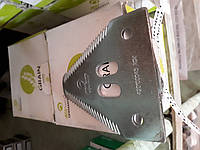Сегмент ножа жатки Джон Дир 10961, Laverda
