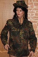 Армейские рубашки (камуфляж) Германия