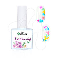 Molekula Blooming Gel Гель-лак 11мл Белый