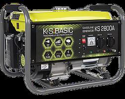 Генератор бензиновый K&S BASIC KS 2800A