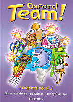 Oxford Team 3 Student's Book