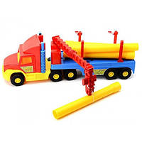 Игрушечная машинка Super Truck строительный (36540)