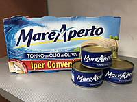 Тунец Mare Aperto в оливковом масле 80 г