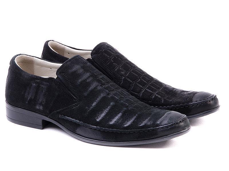 Туфлі Etor 4801-515 40 чорні