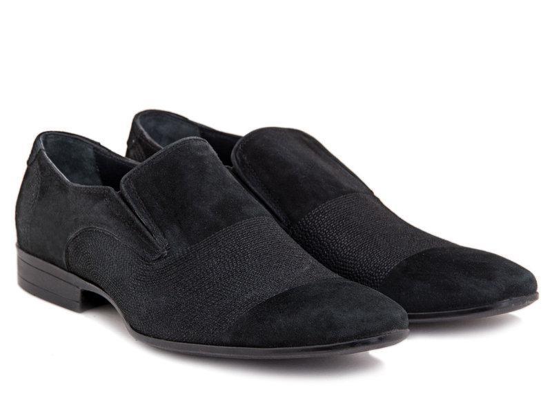 Туфли Etor 5873-1543 43 черные