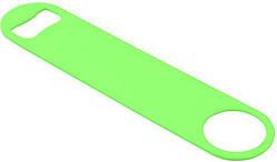 Відкривачка нержавіюча зеленого кольору L 180 мм (шт)