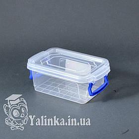 Пищевой контейнер с крышкой 0,3л  а-1