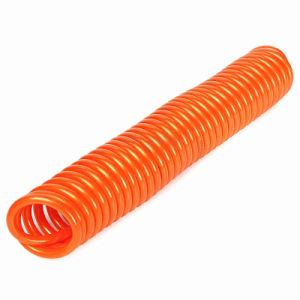 Шланг спиральный, полиуретановый 10*6,5 9м