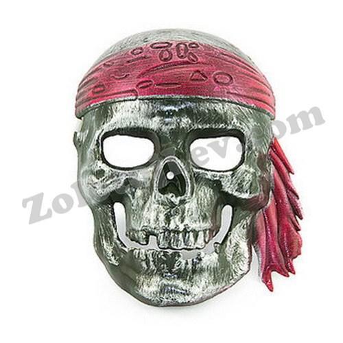 Маска Піратський череп