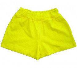 Шорты для девочки (желтые), фото 2