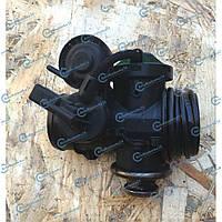 Клапан рециркуляции отработавших газов EGR 1.9 d для Citroen Berlingo 2003 - 2008