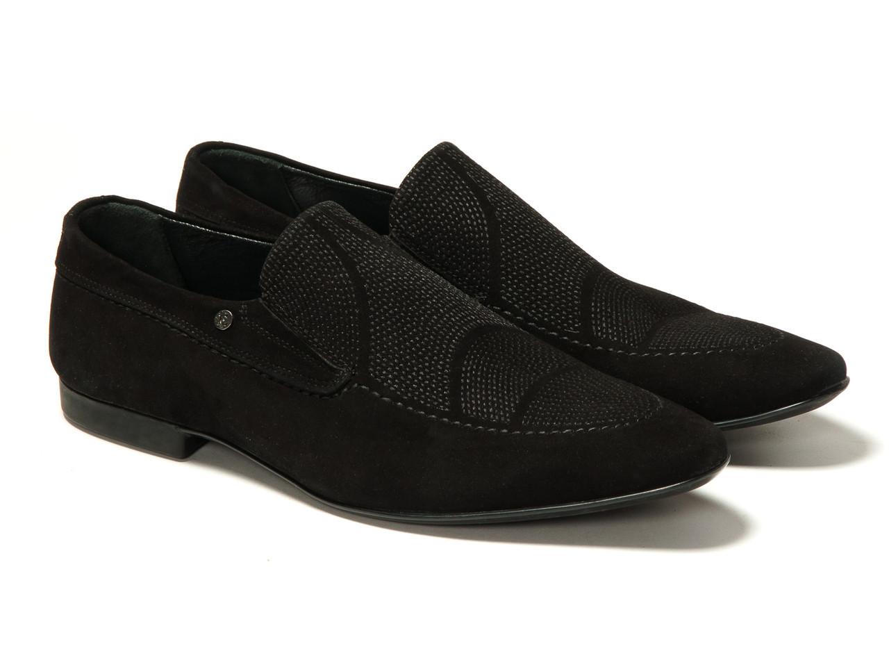 Туфли Etor 9623-7017 42 черные