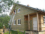 Плиты МДВП для утепления деревянного дома (интересные статьи)
