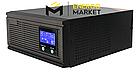 Преобразователь напряжения с зарядным устройством Аltek ASK12 800 VA/640 W DC12V, фото 2