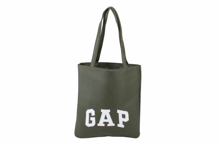 Городская, пляжная сумка GAP  Бутылочный