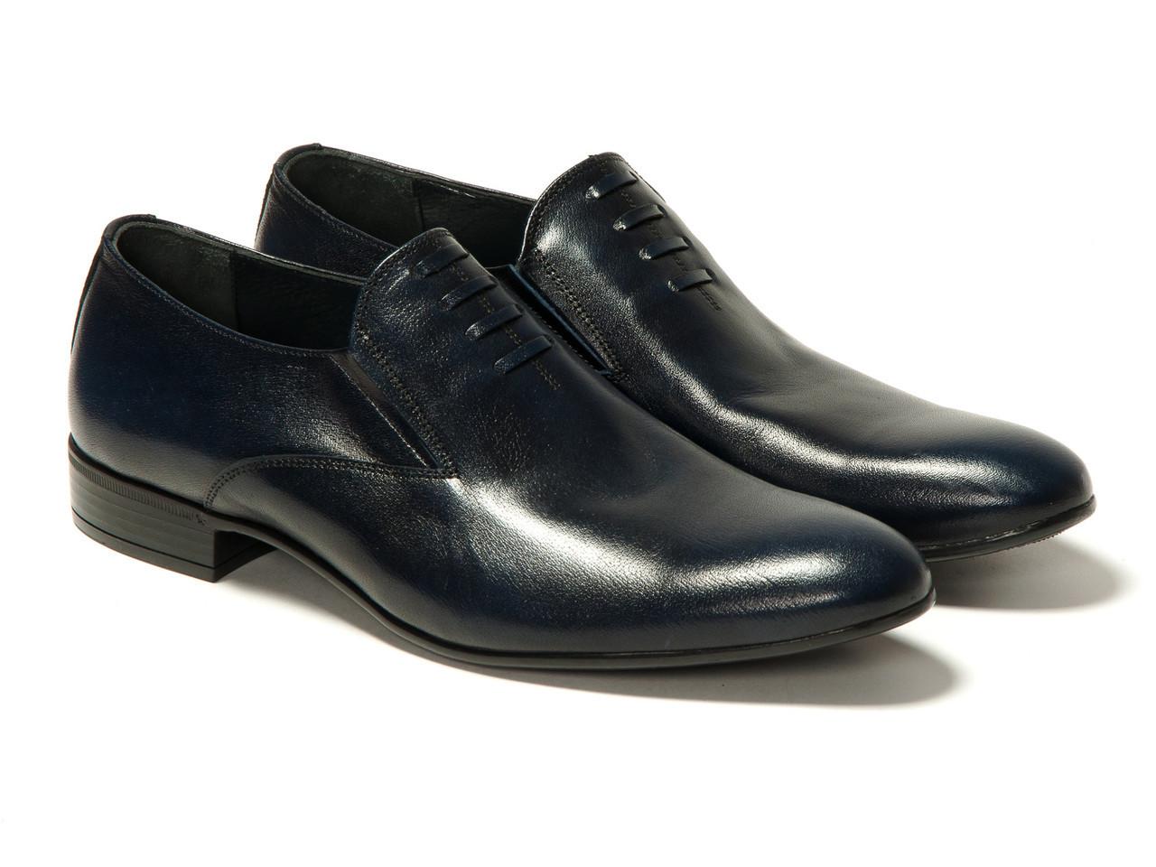 Туфли  Etor 10133-826 40 синие