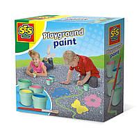 Набір фарб для асфальту Ses Барвиста прогулянка (02201S)