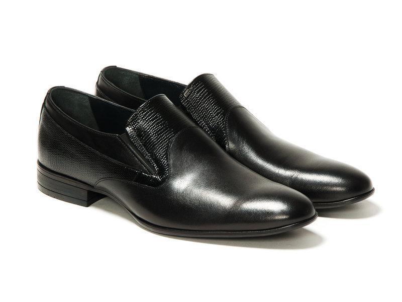 Туфли Etor 10575-7117 45 черные