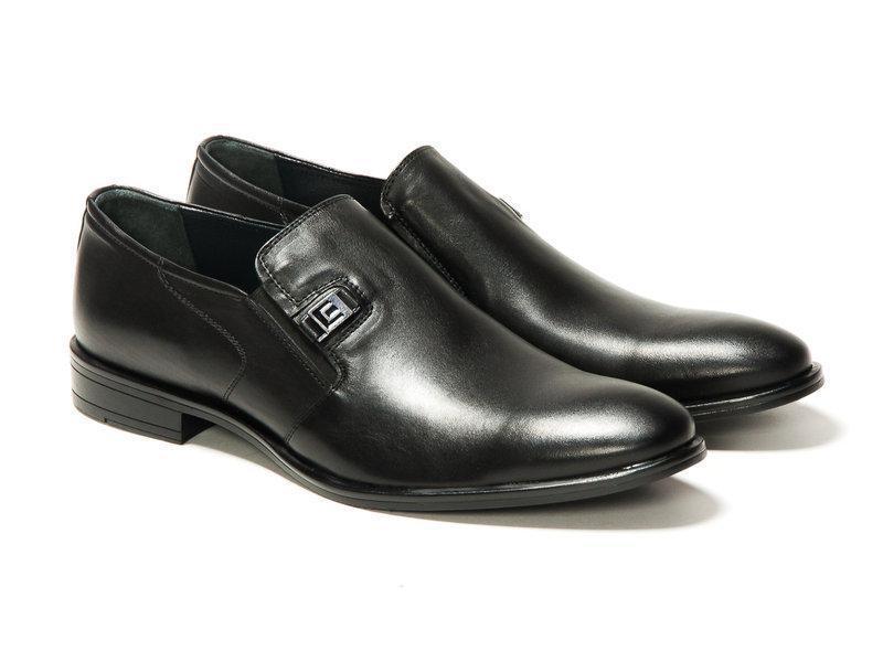 Туфли Etor 6684-636 45 черные