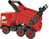 """Авто """"Middle truck"""" самоскид (червоний) в коробці (39486)"""