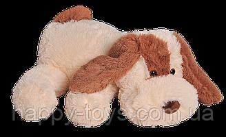Мягкая игрушка Собачка  55 см персиковый