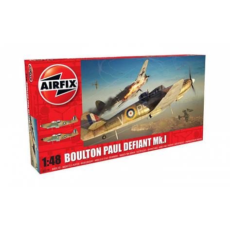 BOULTON PAUL DEFIANT MK1. 1/48 AIRFIX 05128  , фото 2