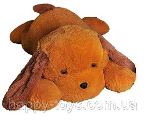 Большая игрушка Собака 140 см медовый