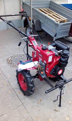 Дизельный мотоблок Weima WM1100A (колеса 4.00-10) 6 л.с.
