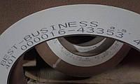 Круг шлифовальный ПП 500х125х305 99А 80  K  R, фото 1