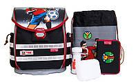Ранец ортопедический McNeill для мальчиков World CHAMPION (5 предметов) 9548105000
