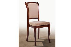 Дерев'яна кам'яний стілець Маріо (темний горіх)