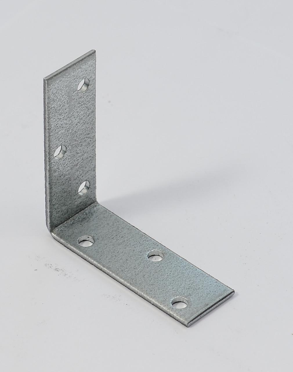 Уголок равносторонний 80х80х20 х 2,0 мм