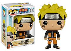 Фигурка Funko Pop Фанко Поп Naruto Shippuden Naruto Uzumaki Наруто Шиппуден Наруто Узумаки 10 см  NA 71