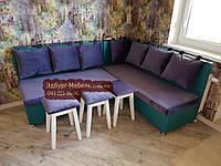 Кухонний куточок зі спальним місцем, фото 1