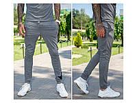 Летние мужские штаны Nike (копия) серые